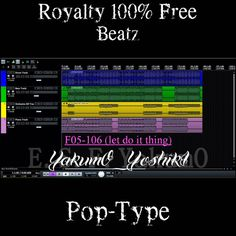 F05-106 (let do it thing) [Tags Not Removed] 【Royalty Free】   YakumO_YoshikI PoP-Type