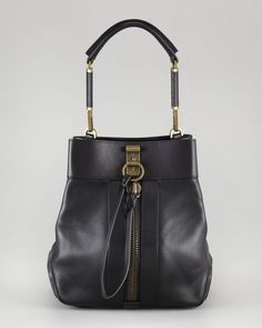 Alexander Wang Mini Golf Bag in Black - Lyst