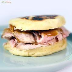 Quick Ham with Honey Mustard by Mario Batali! #TheChew