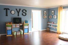 Hometalk :: An Inspired Ikea Playroom