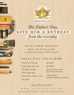 This Father's Day 2013!