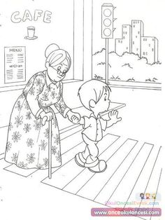 Coloring Sheets For Kids, Adult Coloring, Bible Coloring Pages, Coloring Books, Kids Art Class, Art For Kids, Ramadan Activities, Islam For Kids, Class Pictures