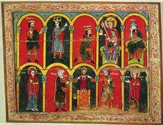 01.009.0266.04050.04254.2641 Frontal de altar de Santa María de Peñalba