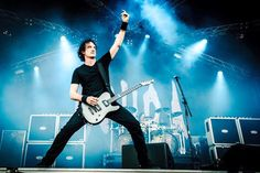 The Duplantier brothers of Gojira
