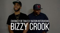 Watch Bizzy Crook talks Tour Life and Hip Hop Influences (Video) on Tha Fly Nation