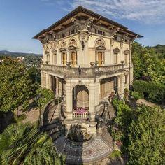 Villa Masini-Montevarchi-Toscana