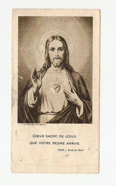 Cœur sacré de Jésus que votre règne arrive