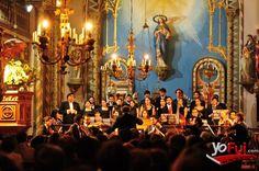 YoFui.com: Concierto de Otoño en Viña Santa Rita abre ciclo de Conciertos 2013 con El Mesías, Capilla de la Viña, Buin (Chile)