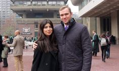 Wife of UK scholar jailed for life in UAE blames London New Wife, My Wife Is, Qatar Football, False Confessions, Durham University, Solitary Confinement, Innocent Man, British Government