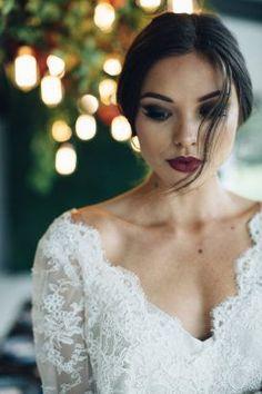 Lush Winter Wedding Inspiration