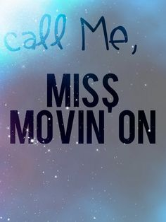 Miss Movin' On by Fifth Harmony