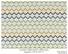 fabrics available for the Garland chair via zinc door