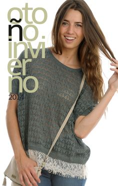 Jersey calado http://www.amichi.es/catalogo/detalle/178482/jersey-calado