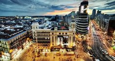 From delicious tapas to breathtaking museums, discover the best things to do and see in Madrid. Stuff To Do, Things To Do, Journey, Europe, Spain And Portugal, Morocco, Big Ben, Paris Skyline, Times Square