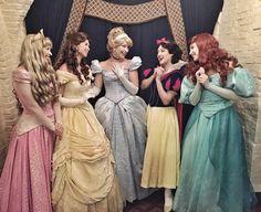Aurora Belle Cinderella Snow White Ariel