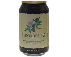 Rekorderlig Elderflower Cider 4,5 %