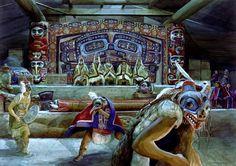 индейский обычай потлач общество потребления история бодрийяр отвратительные мужики disgusting men