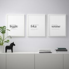 IKEA - BILD, Poster, Typical Nordic, You can personalize your home with artwork that expresses your style. Fits into a frame with picture measurement Hygge, Swedish House, Smart Storage, Dream Apartment, Affordable Furniture, Quality Furniture, New Room, Room Inspiration, Home Furniture