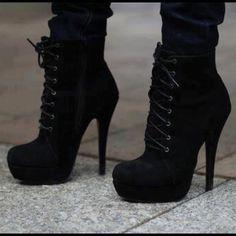 High Heel Rain Boots For Women High Heels Kids Size 11 Frauenschuhe, Pretty Shoes, Beautiful Shoes, Cute Shoes, Me Too Shoes, Awesome Shoes, High Heel Boots, Bootie Boots, Shoe Boots, Shoes Heels