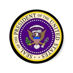 Thank you D. of Richmond, VA USA for getting the, Seal Of The President Of The USA Round Sticker! :) http://www.zazzle.com/seal_of_the_president_of_the_usa_round_sticker-217945029590425618?view=113228992575404873=238020180027550641