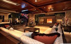 Modern Luxury House Architecture Home Design Classic Excerpt Homes Interior Interior Wallpaper, Luxury Homes Interior, Interior Modern, Luxurious Bedrooms, Luxury Bedrooms, Luxurious Homes, Luxury Living, Modern Living, Modern Luxury