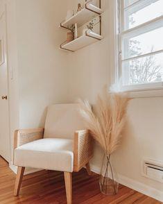 Boho Living Room, Living Room Colors, Living Room Decor, Living Spaces, Neutral Living Room Paint, Neutral Wall Colors, Neutral Walls, Neutral Tones, Neutral Bedroom Decor