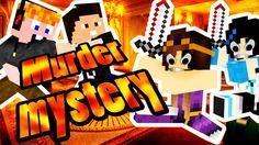 Minecraft - Murder mystery [GYILKOS CSAJOK!!!] Minecraft, The Creator, Mystery, Youtube, Youtubers, Youtube Movies