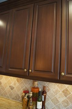 Creative Cabinets and Faux Finishes, LLC - traditional - kitchen - atlanta