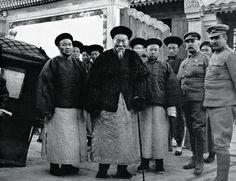 Li Hongzhang 1900 in Beijing.