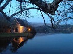Evening Light at St Finbarrs Oratory, Gougane Barra, West Cork, Ireland #wedding chapel #romantic #ireland #gouganebarra  gougane barra photos - Google Search