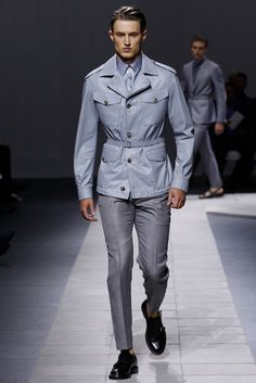 722dc7a13 Brioni Spring 2016 Menswear Fashion Show: Complete Collection - Style.com Men  Fashion Show