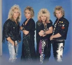 Pretty Boy Floyd, Rock Y Metal, 1980s Bands, Awkward Family Photos, Tunnel Of Love, Metal Albums, Judas Priest, Family Humor, Band Photos