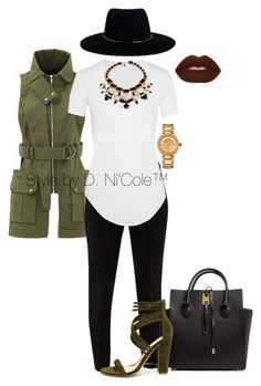 Ni'Cole inspired look. Click the link in the bio for fit details. Plus size options are available. Fall Winter Outfits, Autumn Winter Fashion, Summer Outfits, Diva Fashion, Look Fashion, Womens Fashion, Versace Fashion, Chic Outfits, Fashion Outfits