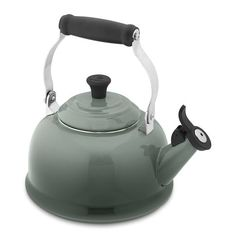 Le Creuset kettle in Ocean