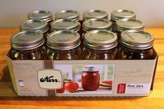 Step-by-step water process canning tips for beginners. TheYummyLife.com