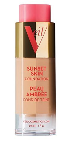 Veil Cosmetics Sunset Skin Foundation 1N * Details can be found by clicking on the image.
