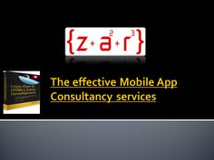Contact the most creative team for Mobile app consultancy services. Visit Tentacle Solutions Limited, Regent Court, 70 West Regent Street, Glasgow, G2 2QZ, if you wish to develop an application that serves your organization well. For more information visit https://www.zarrarchishti.com/