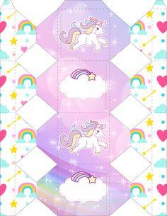 Resultado de imagem para unicornio caixa
