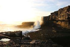 The Worm Hole - Aran Islands - Galway - Doolin
