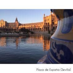 ⛲️ • Plaza de España (Sevilla) • ⛲️