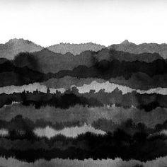 Midnatt mörkgrå