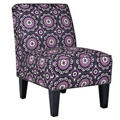 Purple Chair-- Love this!