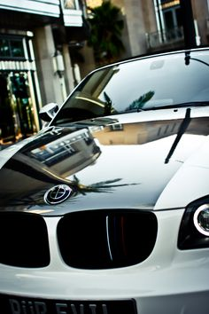 BMW with Black Chrome- Available September 2013