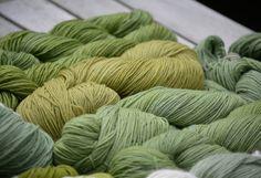 Pflanzengefärbte Wolle, handgefärbte Wolle, spinnen, weben, stricken, häkeln, Garten, Leben auf dem Land, Schafe, Katzen, Garten