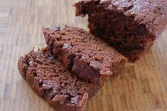 double chocolate chip friendship bread...i just made this with applesauce instead of oil, used wheat flour and 1 % milk.