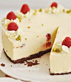 Chocolates, Sweet Recipes, Cake Recipes, Tasty, Yummy Food, Polish Recipes, Polish Food, International Recipes, Cheesecakes