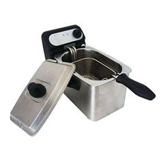 2.1 Quart Stainless Steel Deep Fryer