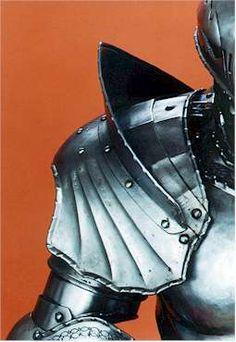 Armadura femenina de Grex, fabricantes checos. ¿Reconstrucción de una armadura histórica o diseño original?