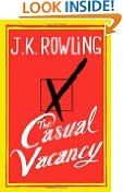 The Casual Vacancy Good Books, Books To Read, My Books, The Casual Vacancy, Best Kindle, Music Promotion, Digital Text, Mobile App, Messages