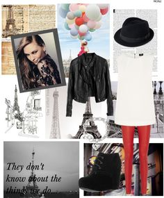 """They don't know about us"" by anaika-berlie-francois ❤ liked on Polyvore"